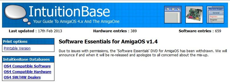 software essentials