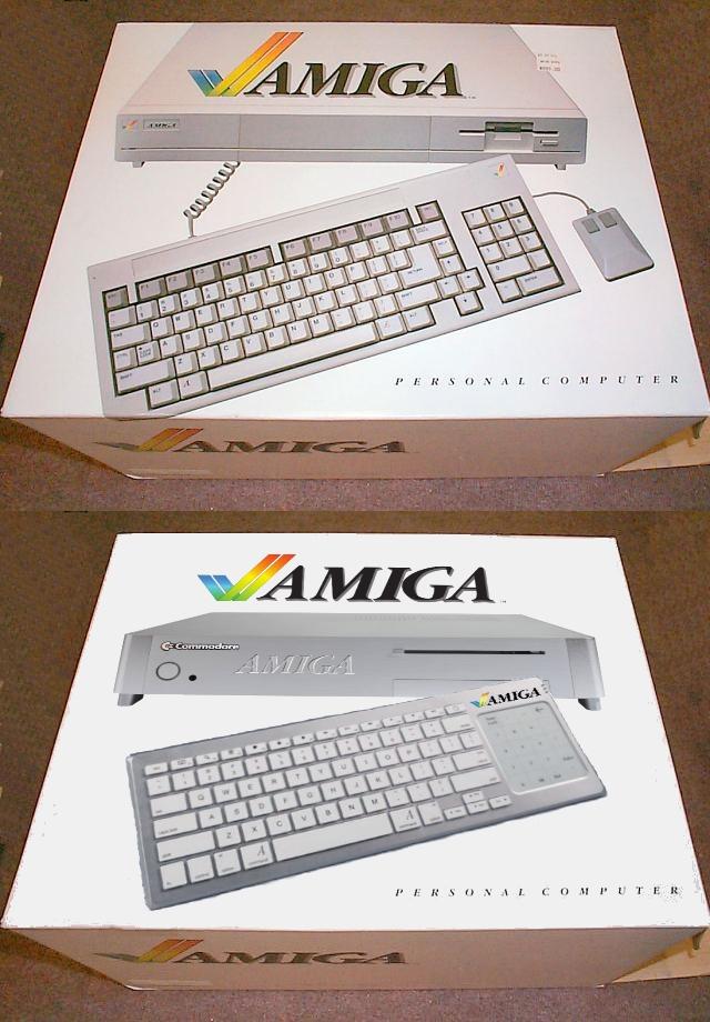 Amiga1000_ stara i nowa
